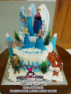Kue Tart Frozen Daerah Surabaya - Sidoarjo