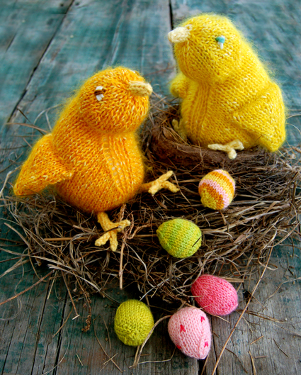 Easter Chick Knitting Pattern Instructions : * Dolls And Daydreams - Doll And Softie PDF Sewing ...