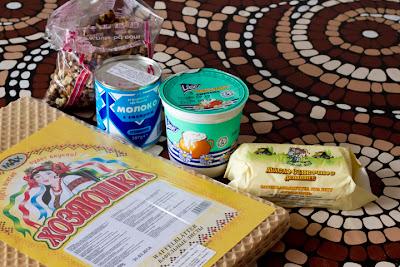 продукти за вафлена торта
