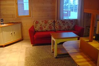 cosy in Lapland