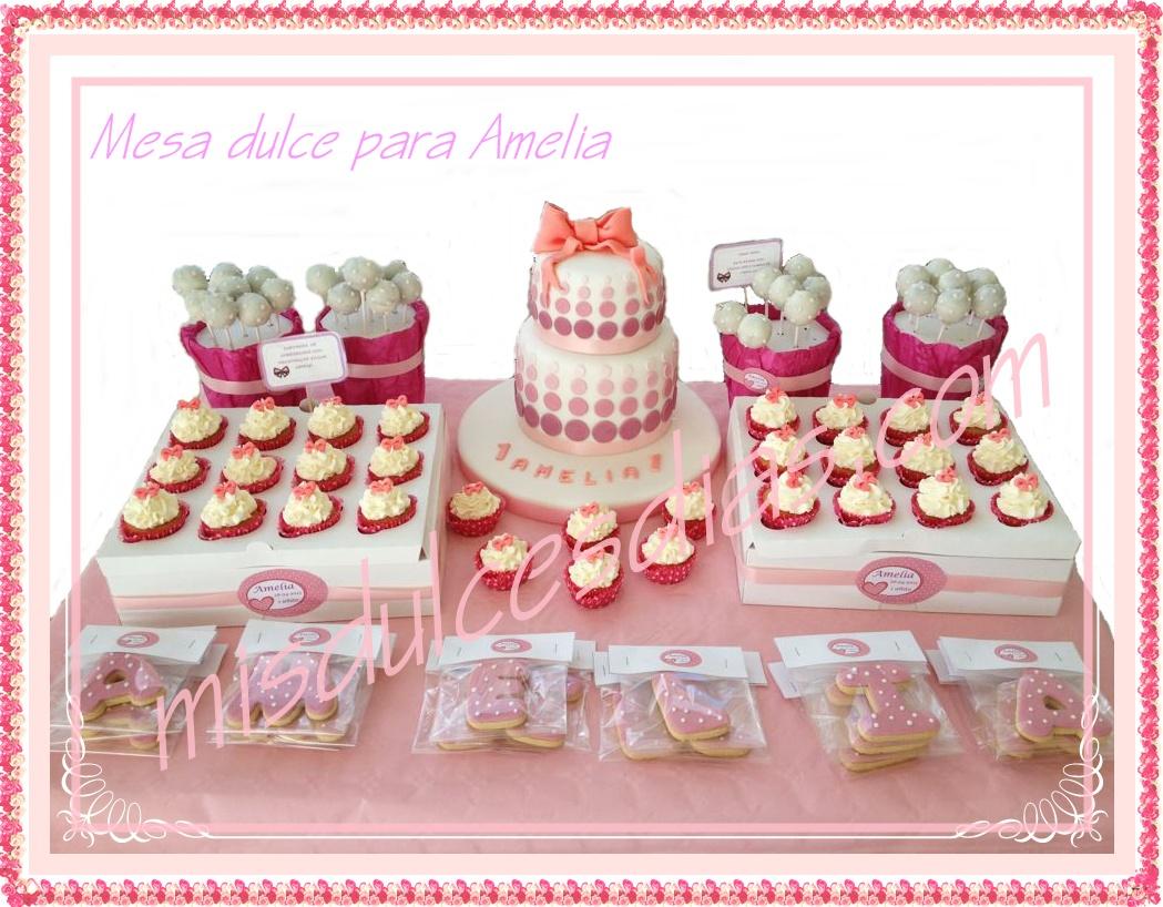 Mesas de dulces para ni as imagui - Mesas dulces para ninas ...
