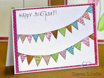 kolorowa nietypowa kartka dla dziewczyny chłopaka urodziny galeria schaffar