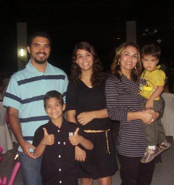 FAMILIA DO Pr. VALDIR