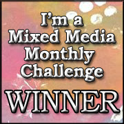 The Mixed Media Monthly Challenge