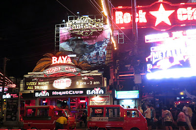Phuket Patong Nightlife Action