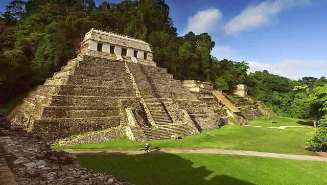 Palenque, Patrimonio de la Humanidad