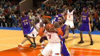 NBA 2K12 Realistic Game Sliders