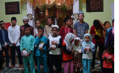 Yayasan Anak Yatim 8 Asnaf Kesayanganku