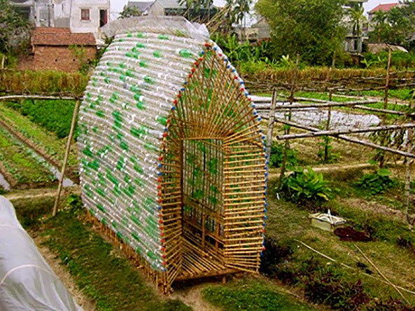 The flying tortoise a very simple very clever vegetable for Things you can make with bamboo