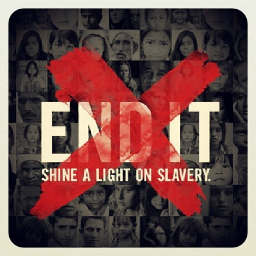 End It Shine A Light on Slavery
