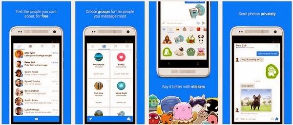 تحديث فيس بوك ماسنجر 4.0 تطبيق المحادثة يجلب المكالمات الصوتية مجاناً