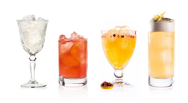 Drink Trends 2016   - Das kommt im neuen Jahr ins Glas. Die angesagten Longdrinks 2016