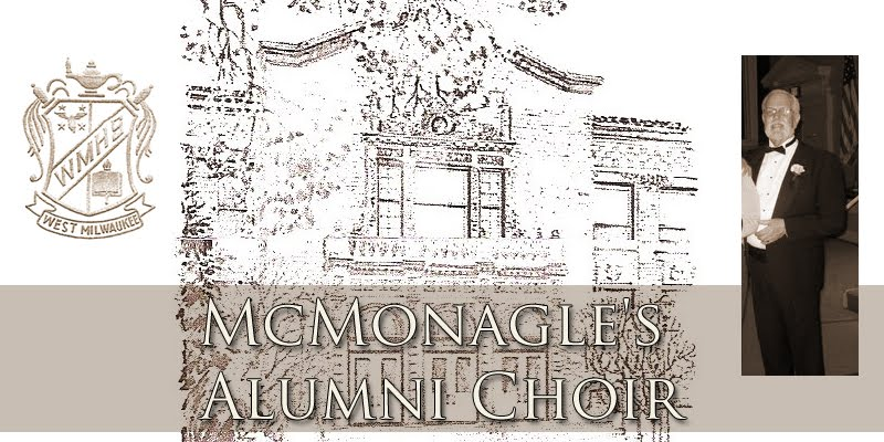McMonagle's Alumni Choir (MAC)