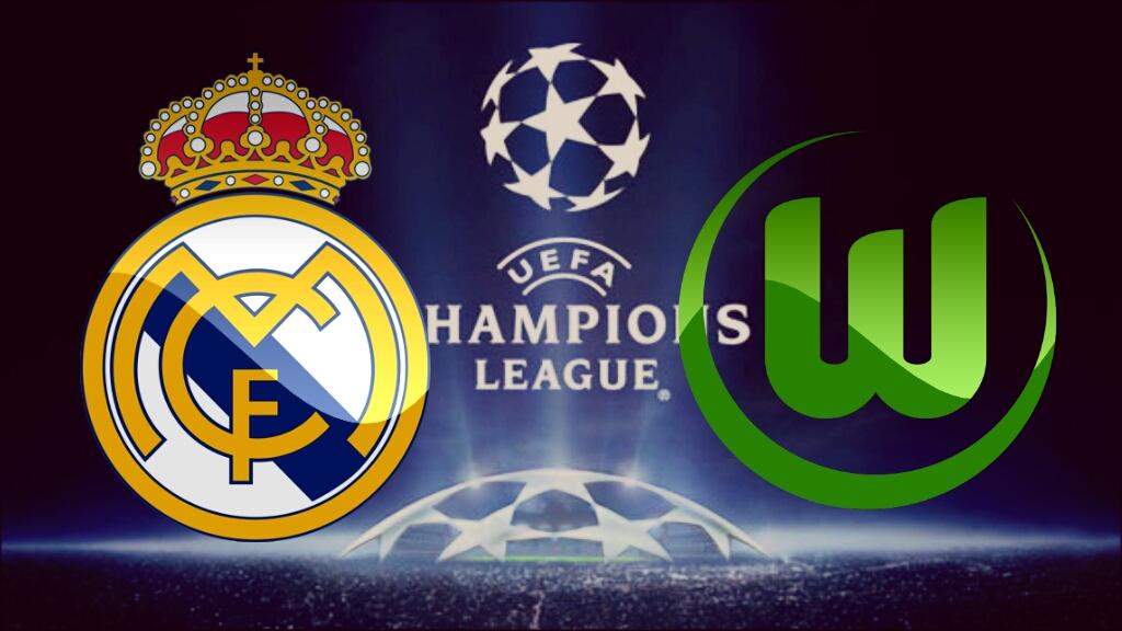 Image Result For Real Madrid X Wolfsburg Ao Vivo Tv