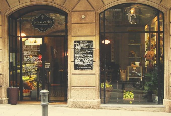 cocina vegetariana teresa carles barcelona