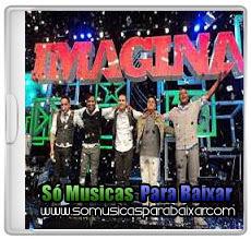 imagina+sssambAA CD Imaginasamba – 10 Anos Ao Vivo (2013)