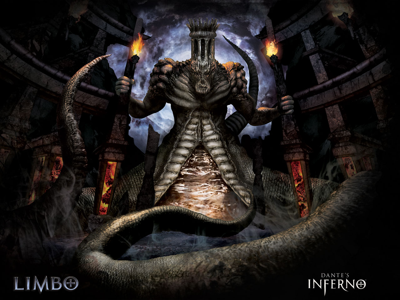 Game] Dante's Inferno ~ Xbox 360 - PS3