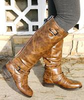 Madden Girl Boots Zoiiee