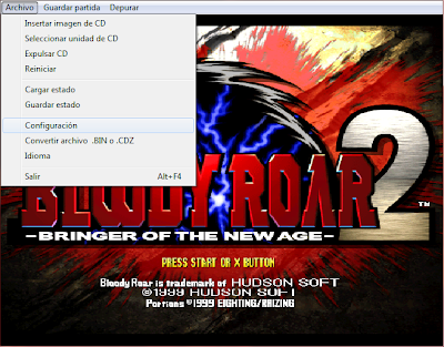 Download Bloody Roar 2 PS1 for PC