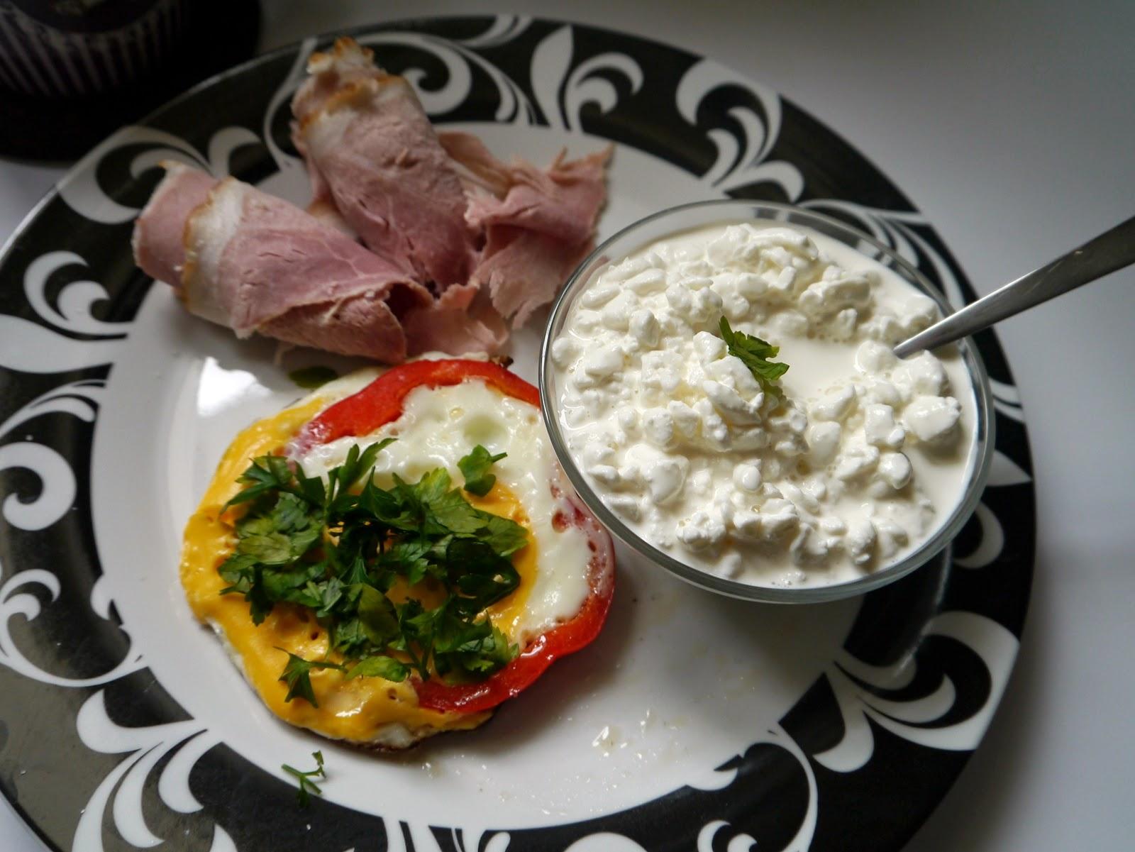 pyszne zdrowe śniadanie