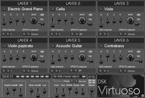 DSK Virtuoso - Plugin VST Free