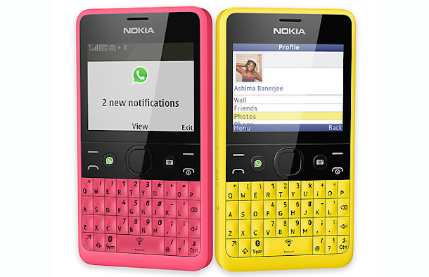 Nokia Asha 210, Harga dan Spesifikasi