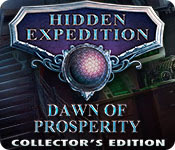 Hidden Expedition 9 : Dawn of Prosperity Collector's Edition