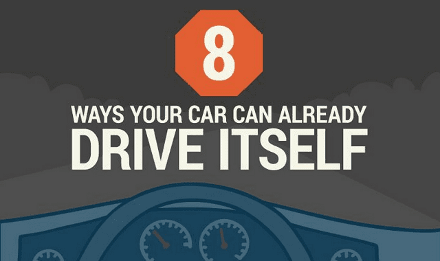 Image: 8 Ways your Car Can Already Drive Itself