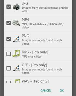 Diskdigger restore file