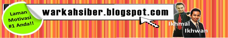 Warkahsiber, Laman Motivasi #1 Anda