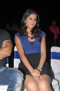 Deeksha Seth looks Lovely Spicy at Veedinthe Logo Launch