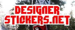 Designer Stickers