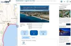 TripInView: fotos aéreas y videos geolocalizados de varias ciudades del mundo