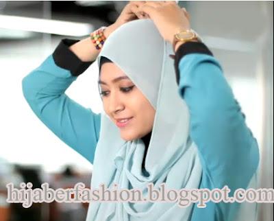 Tutorial Hijab Cantik Untuk Hangout - Ajaran Agama Islam