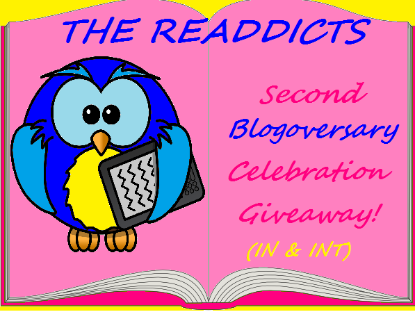 Second Blogoversary Celebration Giveaway (IN & INT)!