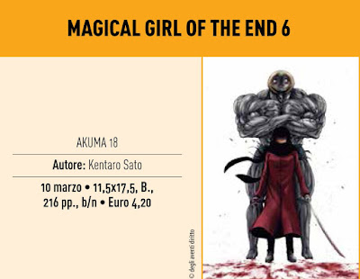 Magical Girl of the End #6