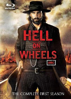 Infierno sobre Ruedas (Hell on Wheels) Temporada 1 Online