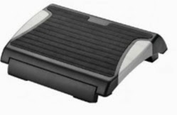 Symmetry Ergonomic Foot Rest for Office