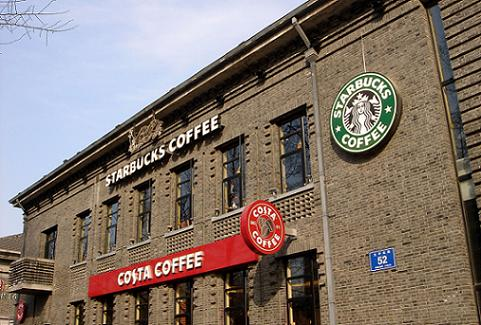 starbucks vs costa How costa coffee would benefit and create additional value for their coffee store clients by using elements of starbucks marketing strategy contents.