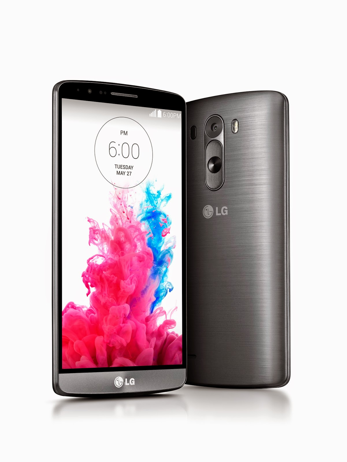 LG's Latest Smart Phone - the dynamic LG G3!