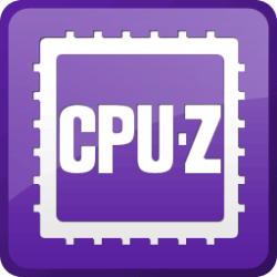 Program CPU-Z 1.67 to see the hardware specifications
