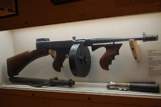 thompson submachine gun receiver