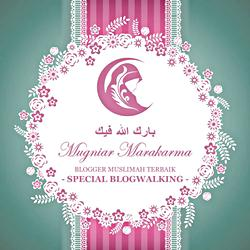 Blogger Muslimah Terbaik Special BW