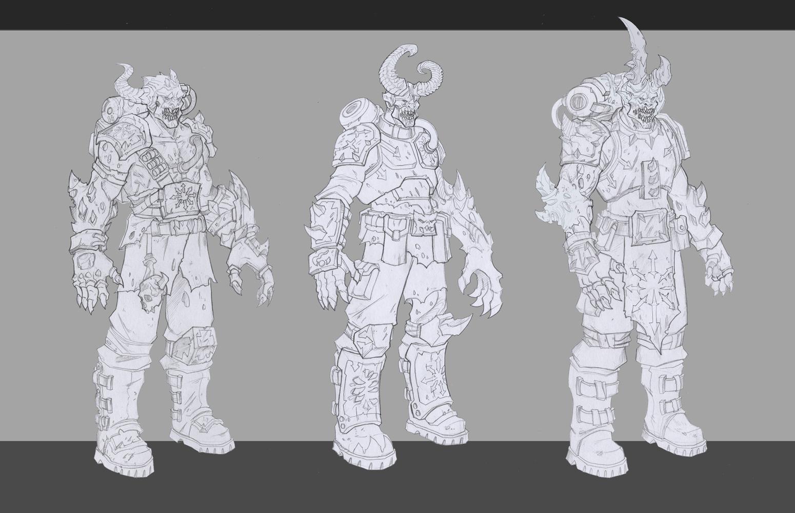 [E3] Eternal Crusade, un MMO Warhammer 40K - Page 3 24