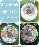 A Handmade Gift to put on the Christmas Tree Clever Classroom