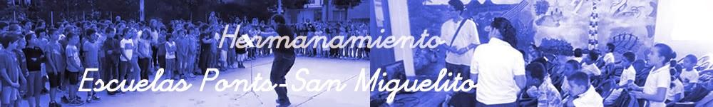 Escuelas Ponts-San Miguelito