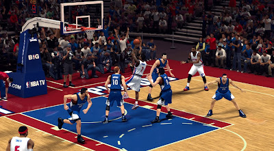 NBA 2K14 Personal SweetFX Mod