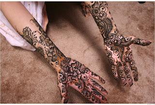 Eid Pakistani Mehndi Designs - 1