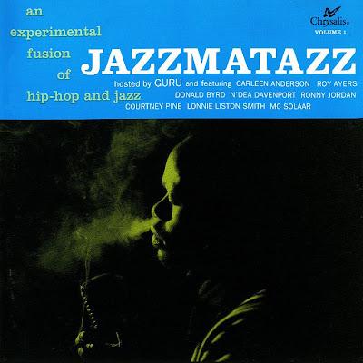 Guru - Jazzmatazz Volume II The New Reality