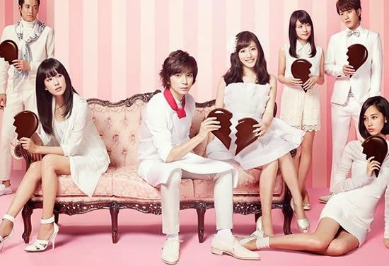 Kata-kata Bijak Drama Shitsuren Chocolatier